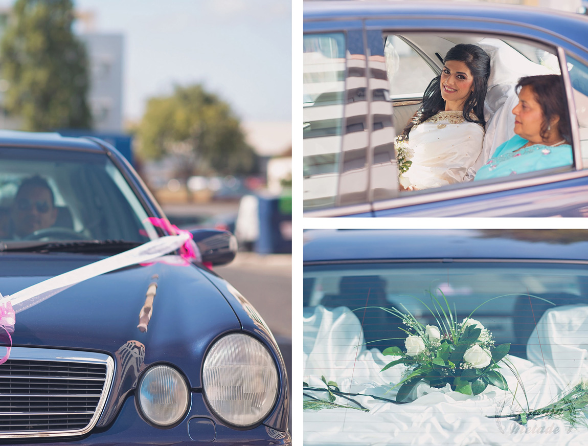 Fotoreportagem do Casamento S&N no Epic Sana Hotels