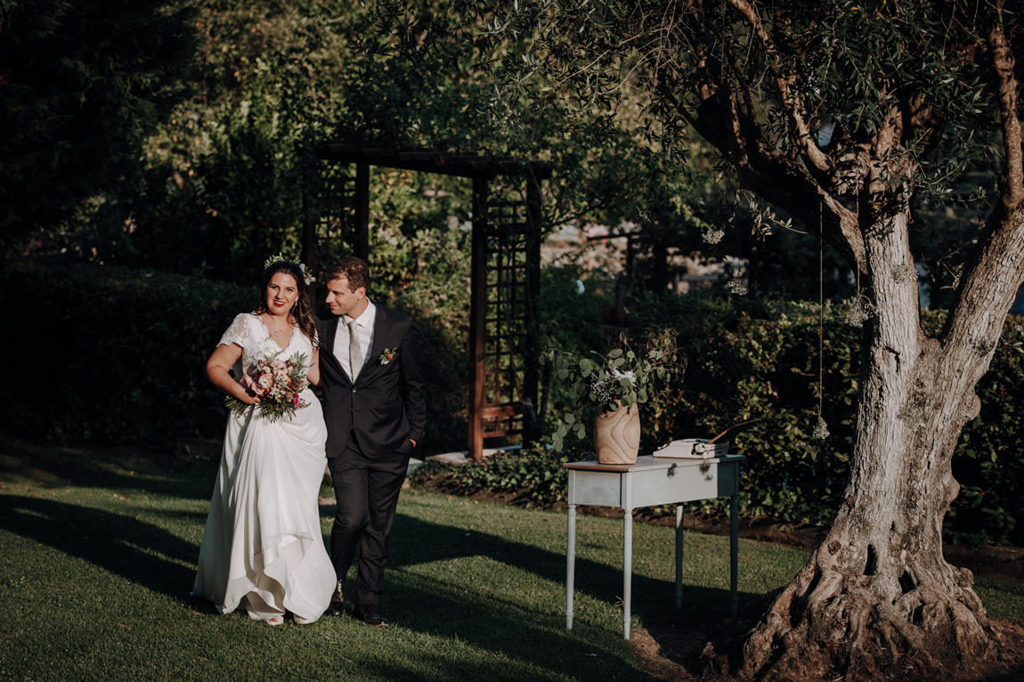 Videos e Fotos de Casamento na Quinta do Frade, Portugal